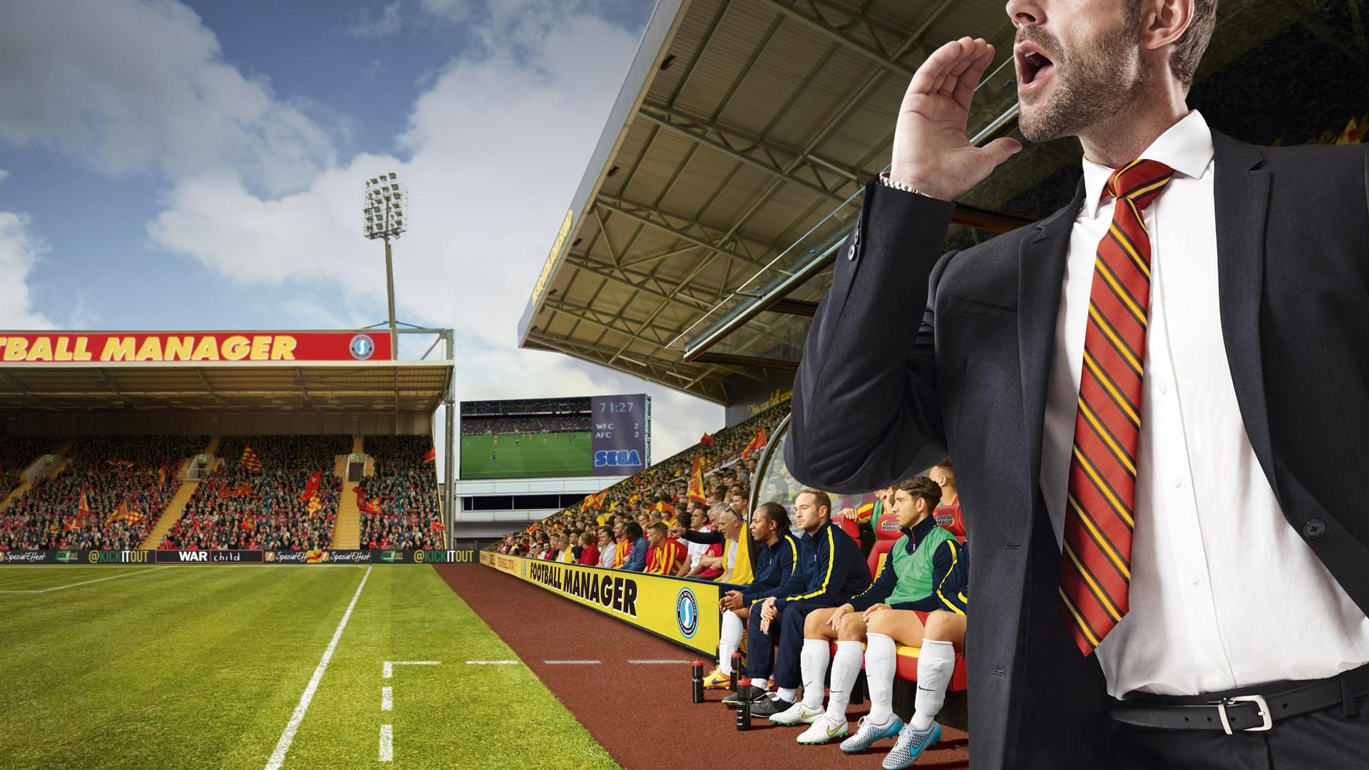 Football Manager 2017 İndirimli Olarak Çıktı!