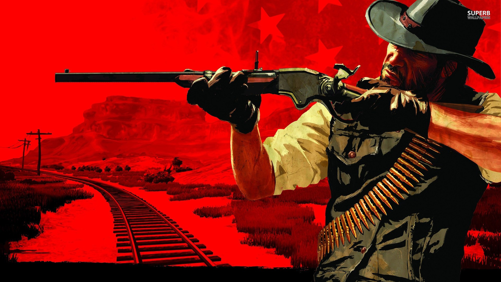 Red Dead Redemption PC'ye geliyor !