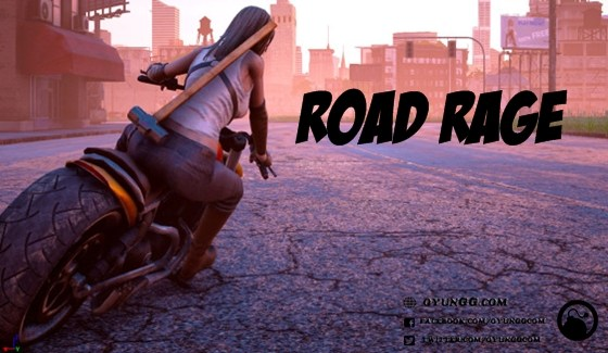 Motor Severler İçin Road Rage Geliyor!