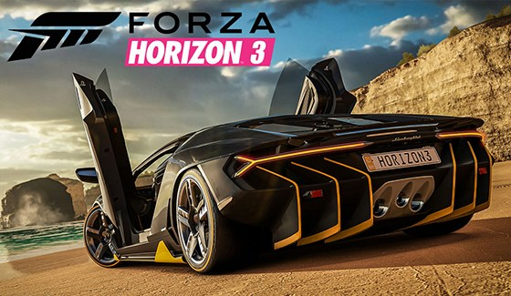 Grafikler Yarışıyor : Forza Horızon 3 , Drıveclub , The Crew Wıld Run Ve Need For Speed