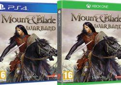 Türk Gururu Mount & Blade : Warband PS4 ve Xbox One'a Geldi