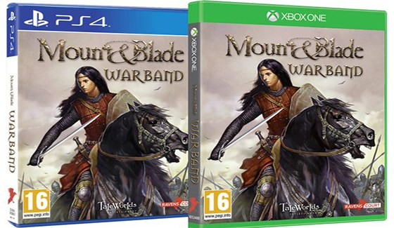 Türk Gururu Mount & Blade : Warband PS4 ve Xbox One'a Geldi