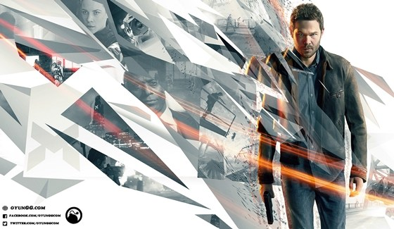 Quantum Break %50 İndirimiyle Steam'de