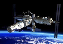Çin'in İlk Uzay İstasyonu Dünya'ya Düşecek