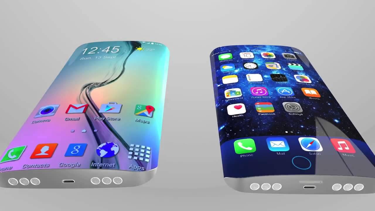 Samsung iPhone'u taklit edecek !