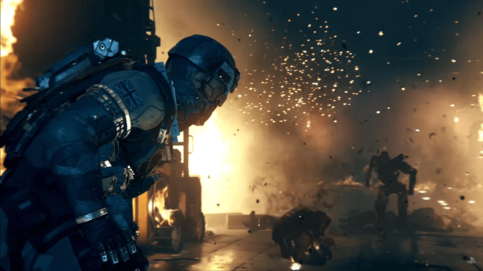 Call of Duty: Infinite Warfare Son Tanıtım Videosu