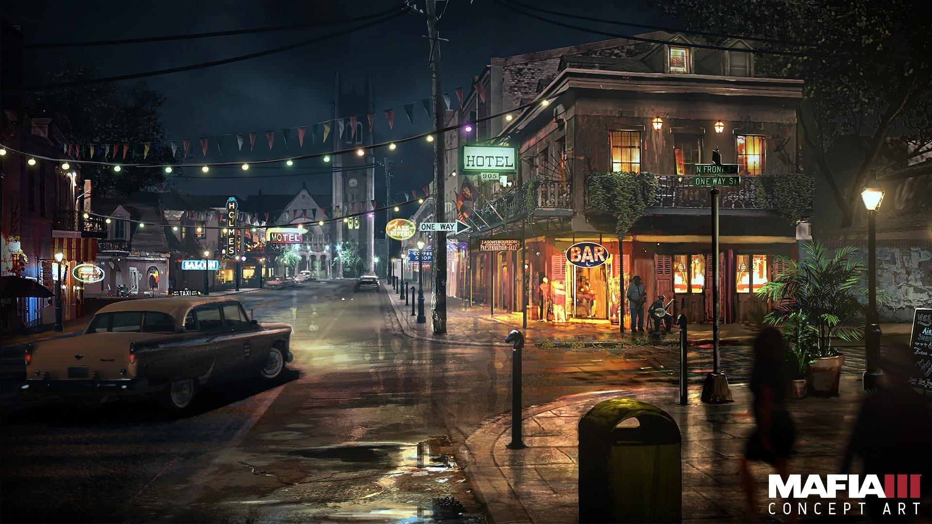 Mafia 3'ten PC Oyuncularına Kötü Haber !