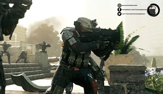 CoD: Infinite Warfare Alacakların Dikkatine