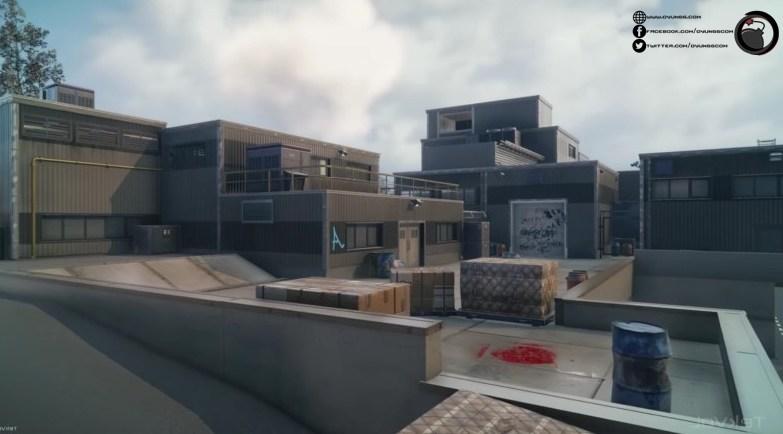 Dust 2 CryEngine ile Yapıldı!