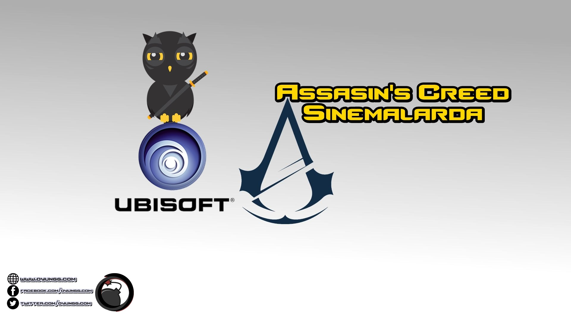 Assassin's Creed 1 Hafta Sonra Sinemalarda!