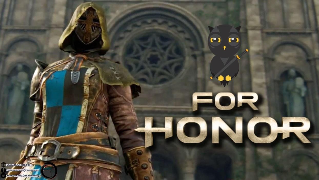 For Honor Çıkışından Önce Yeni Mod'u