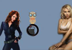 Bilimkurguların Kadını Scarlett Johansson