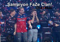 StarSeries i-League Sezon 3 Şampiyonu FaZe Clan!