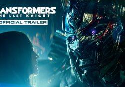 Transformers: The Last Knight Yeni Fragmanı Yayınlandı