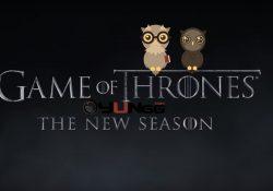 Game Of Thrones'dan Beklenen Fragman Geldi