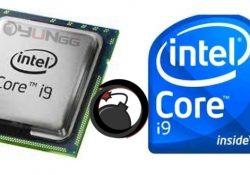 Intel Core i9 Geliyor!