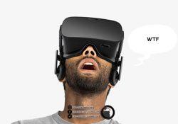 Oculus E3'de Yer Almayacak