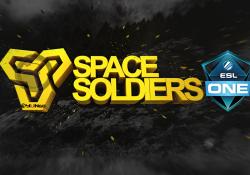 Asın Bayrakları : Space Soldiers Major'de!