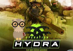 """Sonunda : Yeni CS:GO Operasyonu """"Hydra"""""""