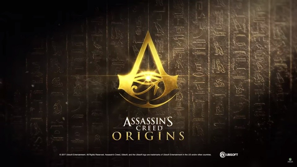 assassins creed origins 2017