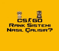 CS GO Rütbe Sistemi