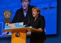 Almanya Başbakanı Angela Merkel'den e-Spor Vaatleri!