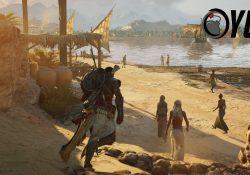 Assassin's Creed: Origins Ana Karakterlerinin Oynayış Videosu Yayımlandı