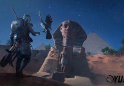 Assassin's Creed Origins Dövüş Sistemi Hakkında Videosu Yayımladı!