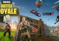 Fortnite'a Ücretsiz Battle Royale Modu Geliyor!