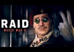 2.Dünya Savaşı'nda Geçen Payday 2: RAID: World War II