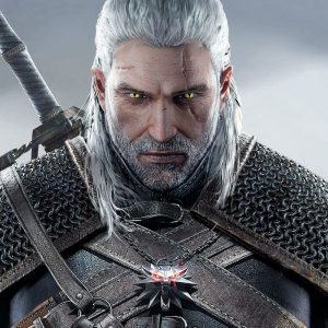 Geralt of Rivia - Witcher III