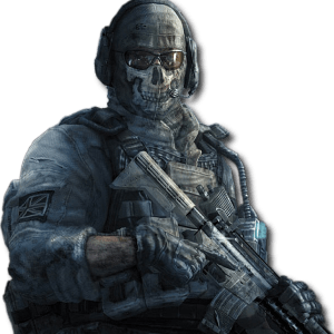 Ghost - Call of Duty