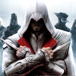Ezio Auditore - Assassin\'s Creed