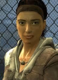 Alyx Vance - Half Life 2