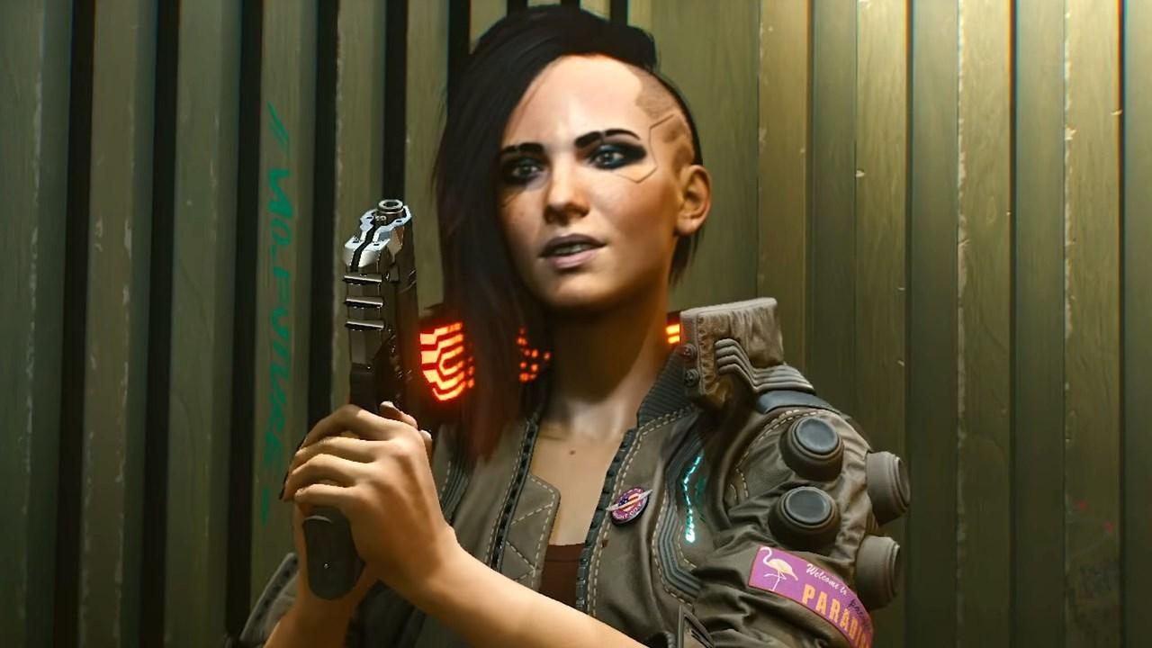 V Cyberpunk
