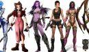 Kadın Oyun Karakterleri Tarihi
