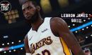 NBA 2K19'dan Yeni Oyun İçi Görsel Geldi! – LeBron'un Reytingi