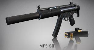 CSGO'ya Yeni Gelen Silah MP5-SD