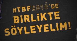 TBF 2018 Efsaneyiz