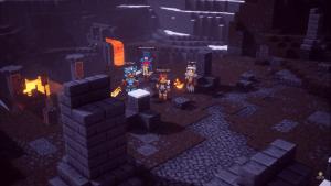 Minecraft Dungeons'dan Gameplay Fragmanı Yayınlandı