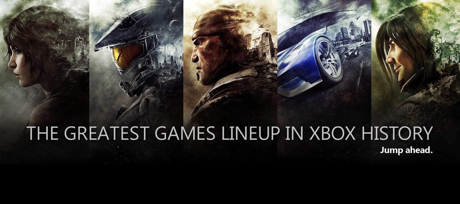 xbox exclusive oyunları